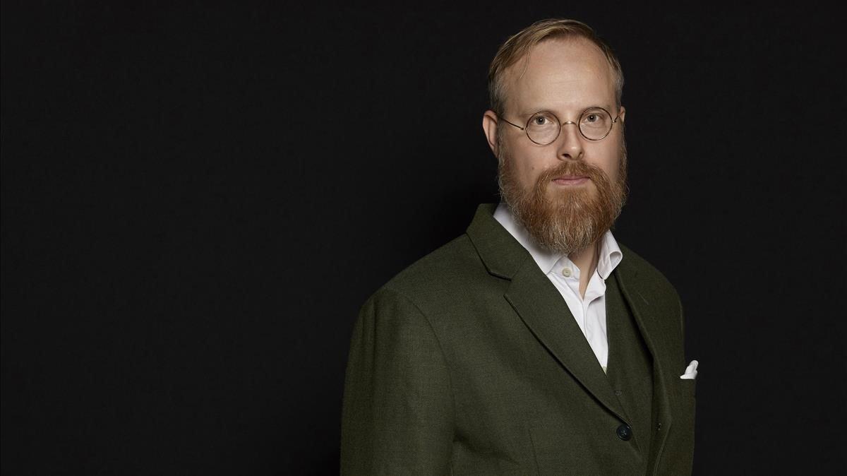 El guionista danés Jeppe Gjervig, 'showrunner' de la serie 'Borgen'.