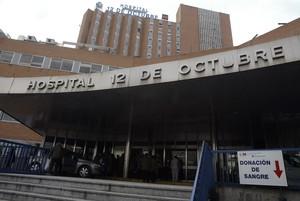 El hospital 12 de Octubre enMadrid.