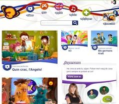 Imagen de la nueva web del Super 3.