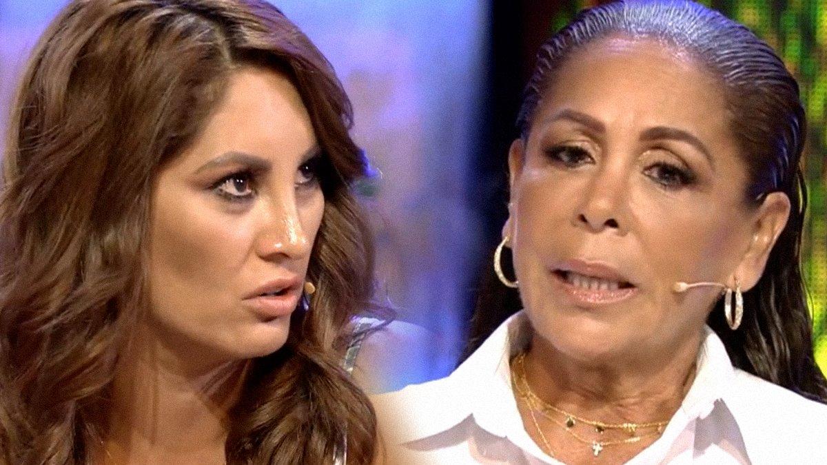 Isabel Pantoja aclara su relación con Aneth tras ser vetada en Cantora