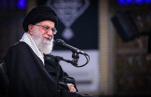 IRN04 TEHERAN IRAN 08 02 2019 - El lider supremo de Iran Ali Jamenei se dirige a los miembros de la Fuerza Aerea irani este viernes en Teheran Iran Jamenei insto hoy a no confiar en Europa en medio de negociaciones entre las autoridades iranies y los paises europeos para mantener el comercio con Teheran pese a las sanciones estadounidenses EFE Prensa Lider Irani FOTO CEDIDA SOLO USO EDITORIAL PROHIBIDA SU VENTA