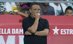 """Eusebio: """"Hem d'aprofitar les nostres opcions contra el Barça"""""""