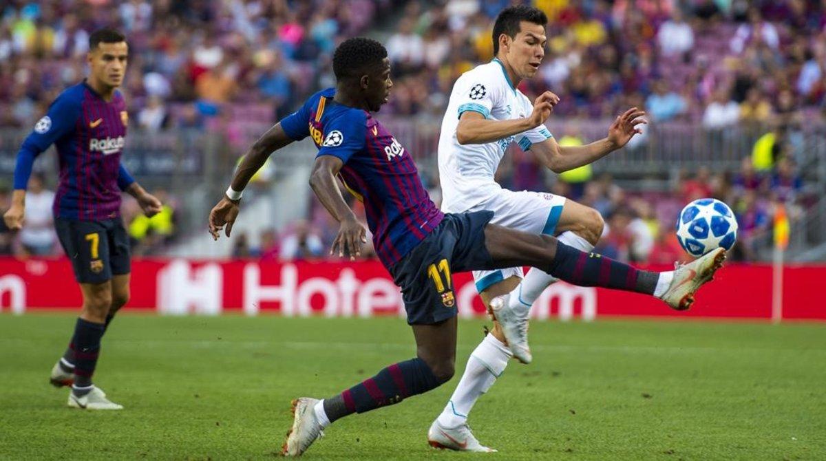 PSV Eindhoven-Barcelona: horari i on es pot veure per TV el partit