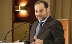 José Luis Ábalos, en su intervención en El Ágora de El Economista.