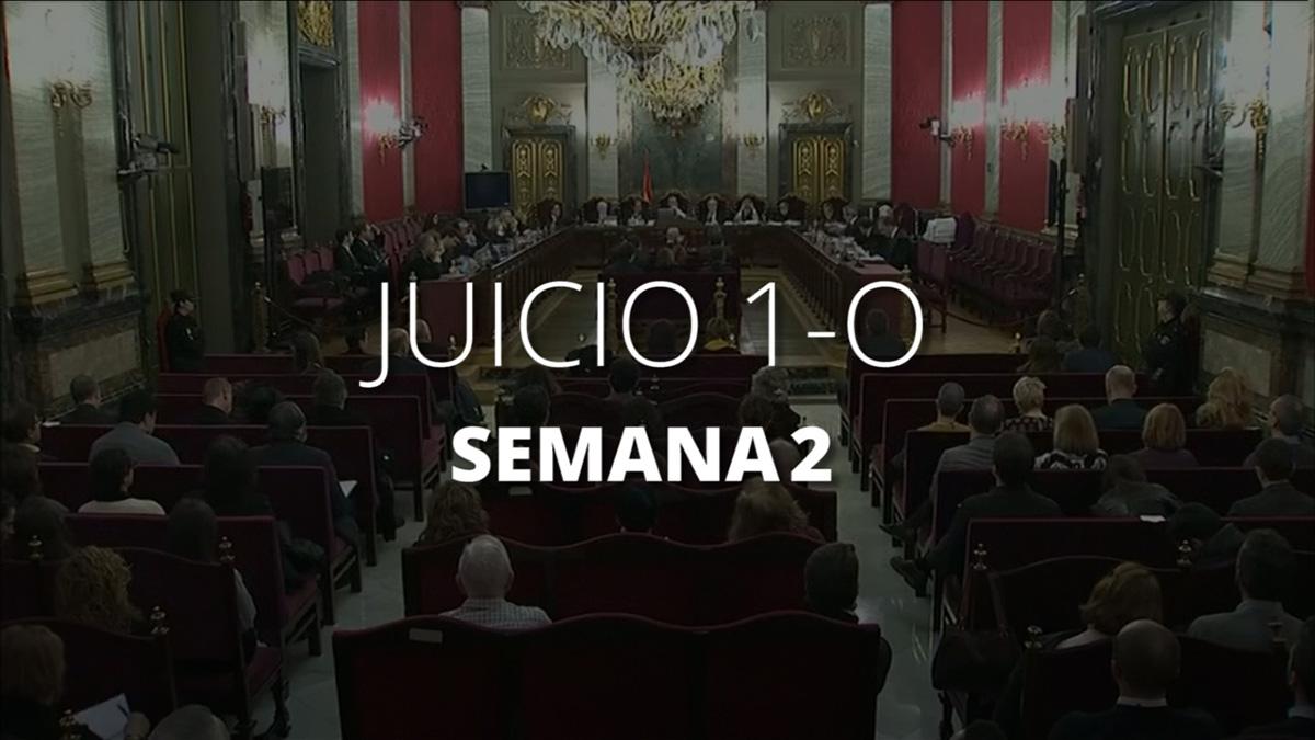 Juicio del Procés: ¿Qué ha sucedido la segunda semana del juicio a los líderes independentistas?