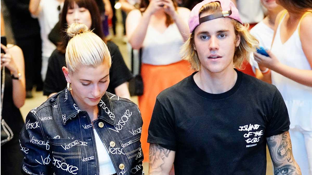 Justin Bieber se ha prometido con la modelo Hailey Baldwin.
