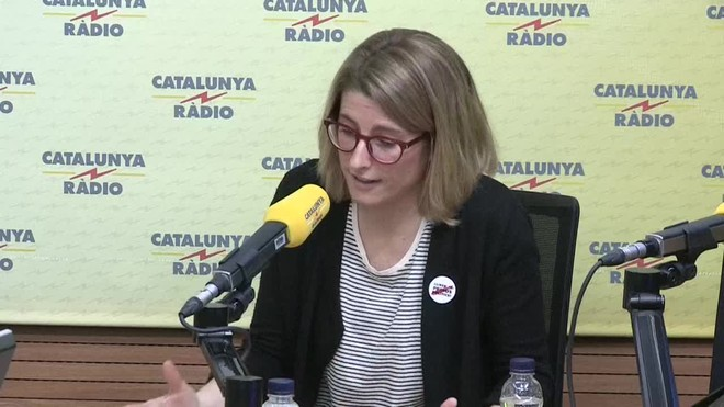 Artadi ha afirmat que a la CUP no se lha de deixar-la de banda perquè representa a una part significativa de lindependentisme.