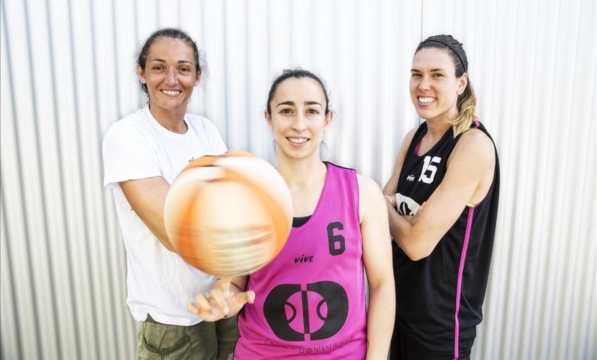 Desafío de altura para el baloncesto femenino