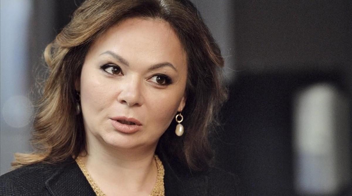La lobista rusa Natalia Veselnitskaya en una foto del 2016.