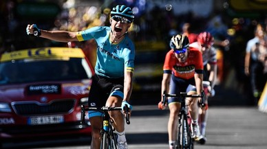 Tour de Francia, etapa 15: Ion Izagirre se queda sin premio ante la fortaleza de Carcasona