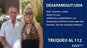 Trobat mort un matrimoni desaparegut al Baix Penedès