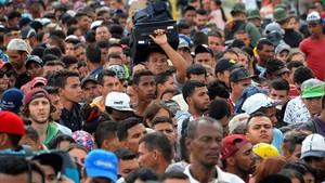 El Perú nega una «campanya d'odi» contra els veneçolans