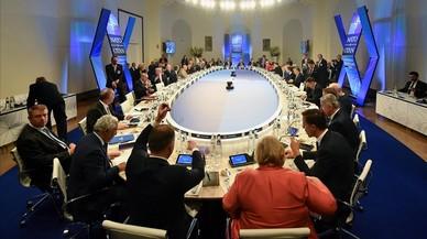 La OTAN refuerza su capacidad de disuasión frente a Rusia