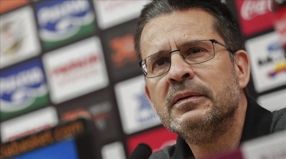 Pedro Martínez, entrenador del Valencia Basket.