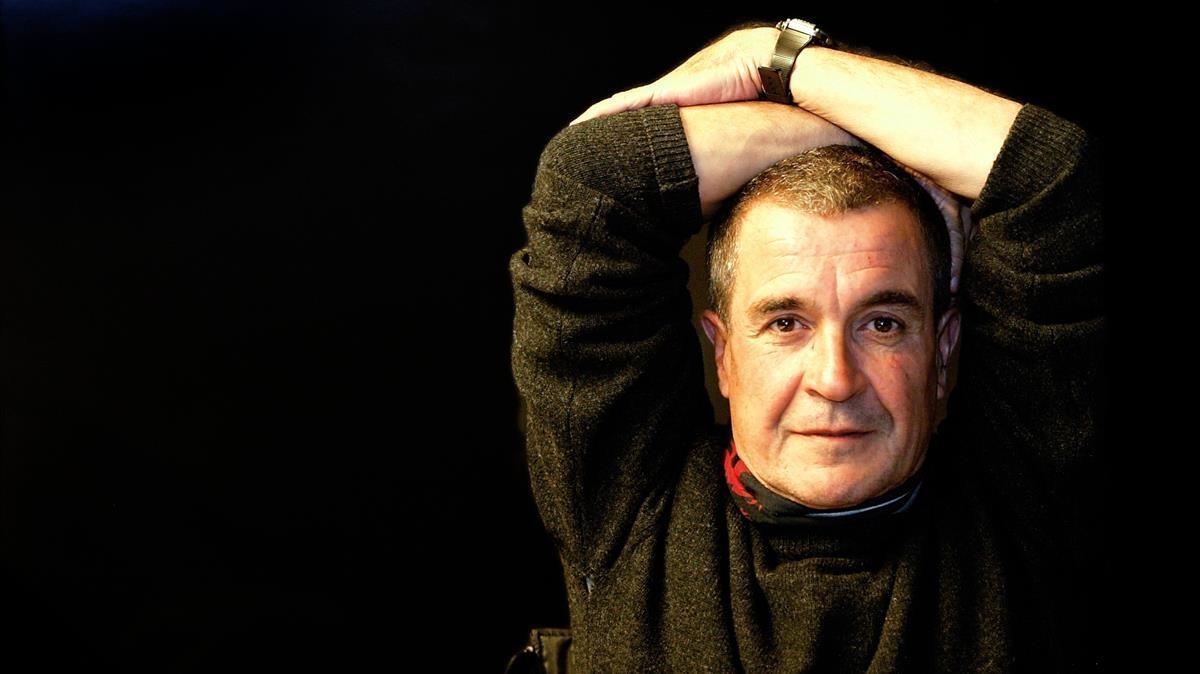 Pepe Rubianes, en una imagen del 2003.