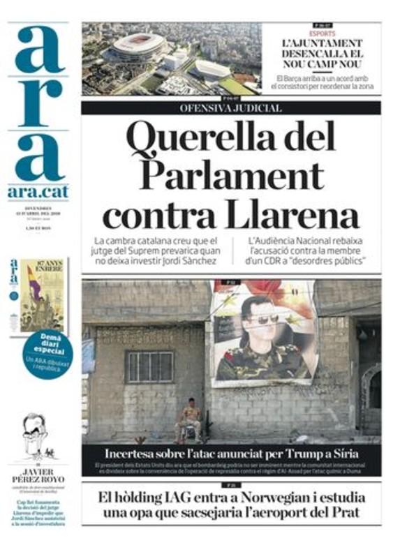 Porfía fiscal para que el tribunal alemán entregue a Puigdemont por rebelión