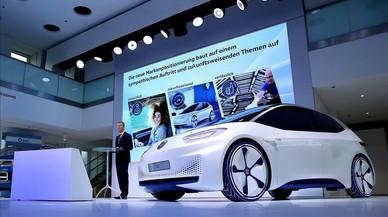 El grupo Volkswagen creció en España un 8,5% el pasado año