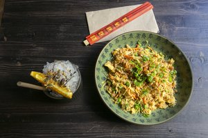 'Nasi goreng' de Nyoman Wijana, chef del restaurante Boa-Bao.