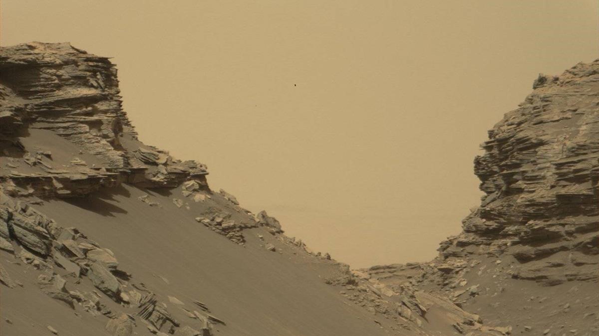 Mart podria tenir l'oxigen necessari per allotjar vida