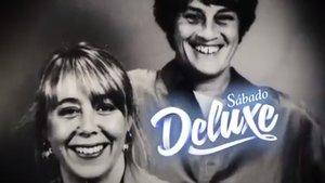 La mujer de Chelo García Cortés se sienta por primera vez en 'Sábado Deluxe'