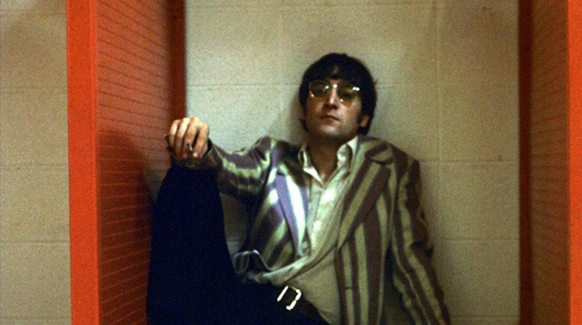 Foto de archivo de John Lennon,