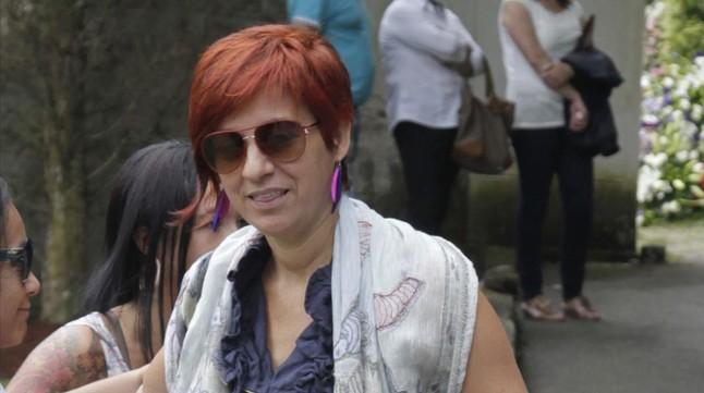 Sandra Ortega, accionista de Inditex, hija de Amancio Ortega y Rosalía Mera.