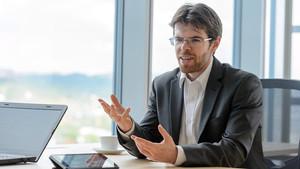 Seán Ó hÉigeartaigh, director ejecutivo del Centro para el Estudio del Riesgo Existencial(CSER) de Cambridge.