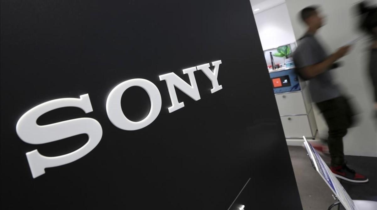 Sede de Sony en Tokio, Japón.