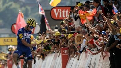 Francia disfruta de la tregua alpina del Tour