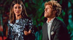 Susana y Gonzalo en 'La isla de las tentaciones'.