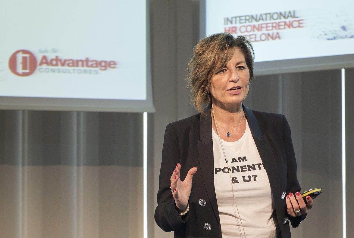 Sylvia Taudien, CEO de Advantage Consultores y organizadora del evento International HR Conference Barcelona.