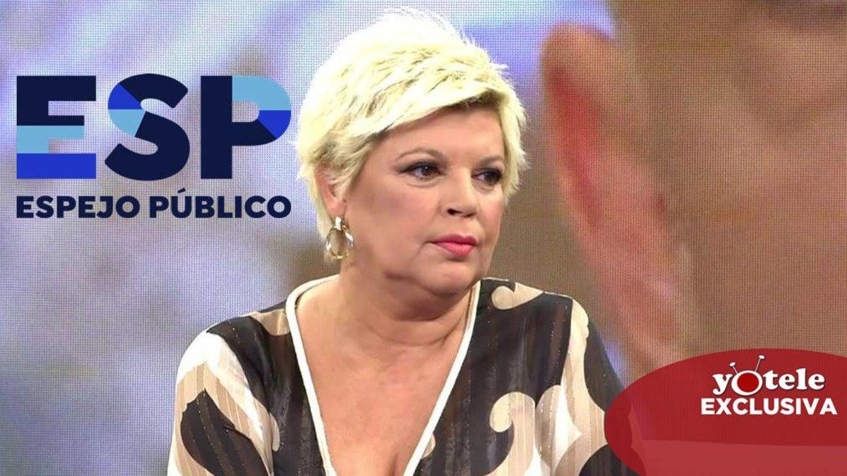 Terelu Campos negocia su fichaje por Antena 3 como colaboradora estrella de 'Espejo público'