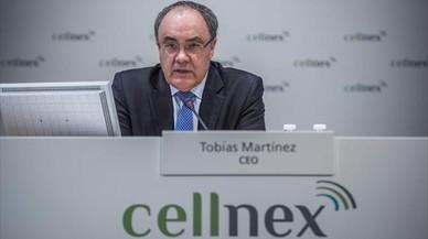 Reynés deja Cellnex y Tobías Martínez pasa a ser el presidente