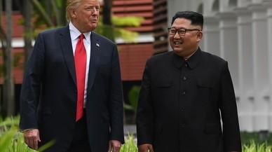 EEUU anuncia una Corea del Norte sin armas atómicas en el 2021