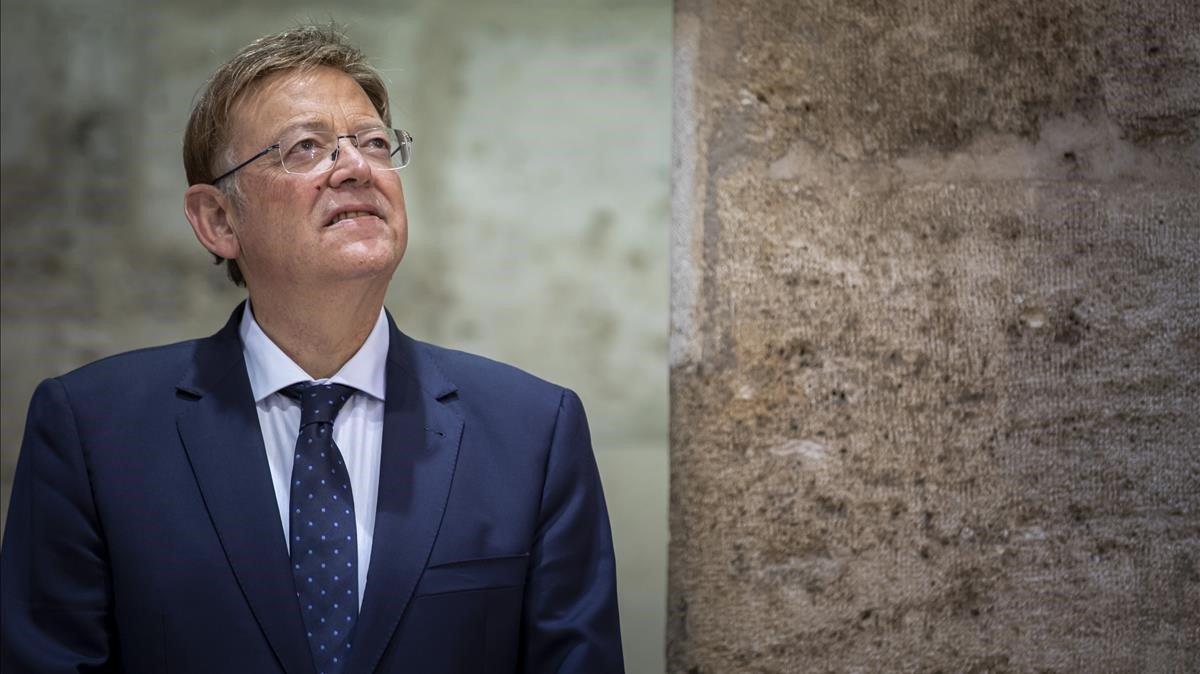 Ximo PuigEl President de la Generalitat