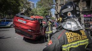 El 'Minority Report' de los accidentes