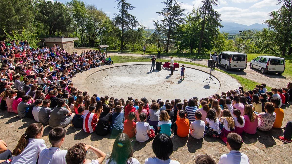 El Festival contó con la presencia de más de 10.000 espectadores durante cuatro días.