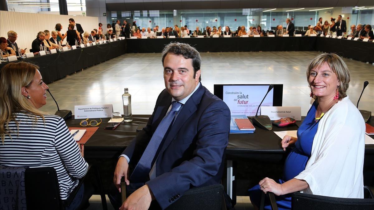Catalunya continua sense revertir el dèficit de 17.000 infermeres