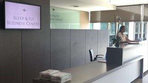 Els hotels de l'aeroport de Barcelona, amb totes les habitacions reservades per por del 21-D