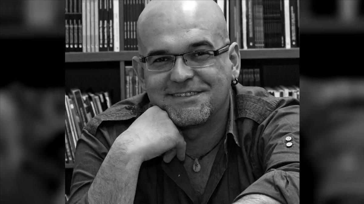 Alexis Ravelo.