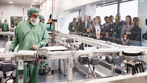 Boehringer Ingelheim incrementa el peso mundial de la planta de Sant Cugat