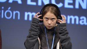 Les cinc idees clau de la roda de premsa de Greta Thunberg a Madrid