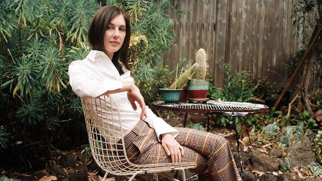 Carla Dal Forno, fotografiada por Samual Davidson.
