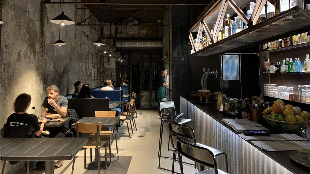 Vrutal: un restaurant vegà per a no-vegans