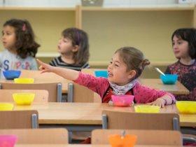 Educació destina 23,2 milions d'euros a ajuts per a associacions de pares i mares que donen servei de menjador