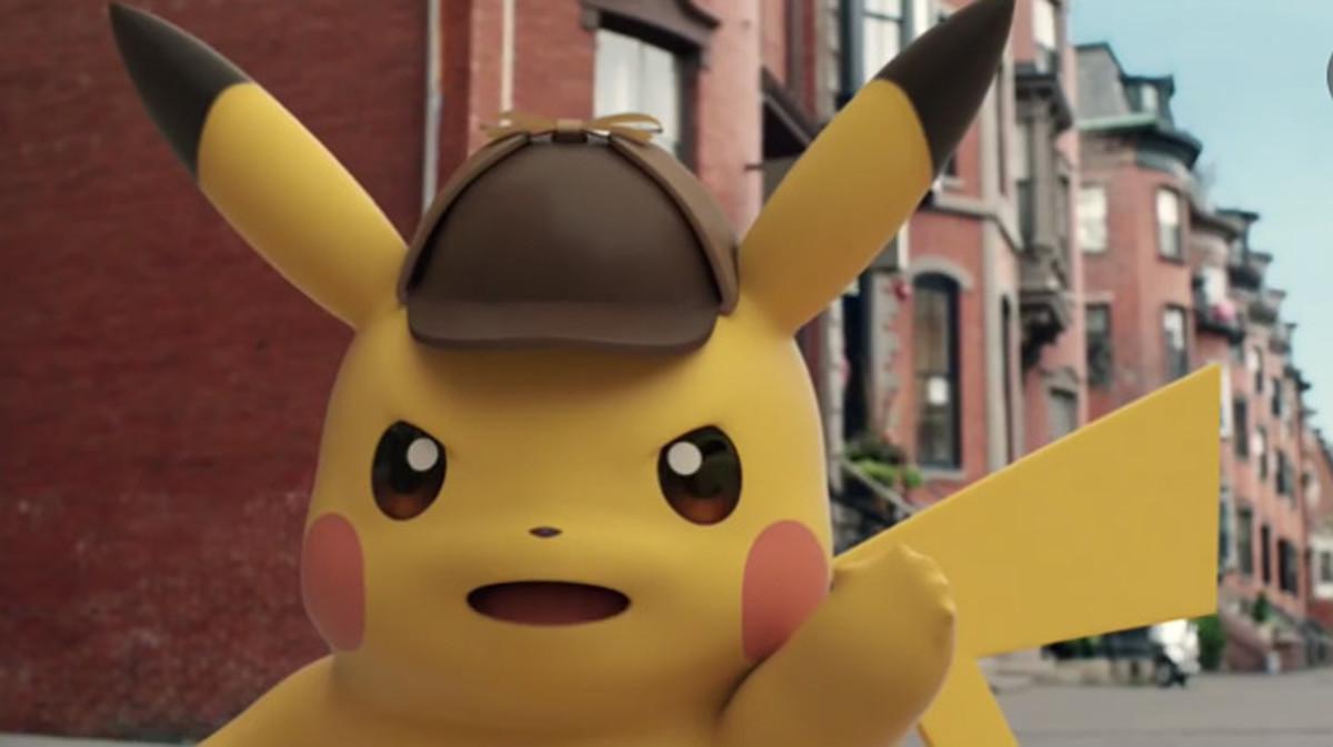 ¿Cuántos años tiene Pikachu?  apareció en un juego 3D con otra voz.