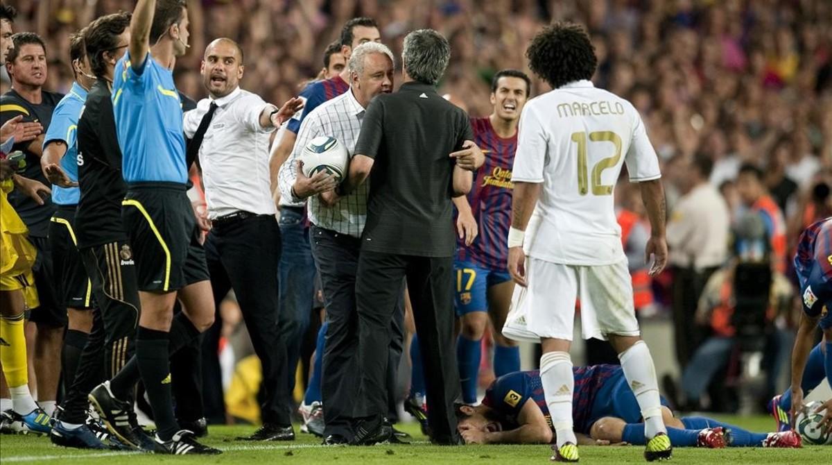 Guardiola-Mourinho, una rivalidad con aroma de clásico