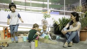 zentauroepp38569306 barcelona 23 05 2017 espacio para padres en la escuela esc170523194239