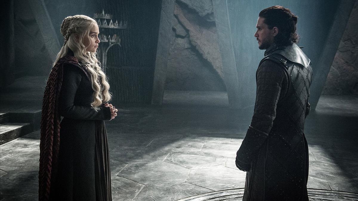 La HBO, extorsionada por \'Juego de tronos\'