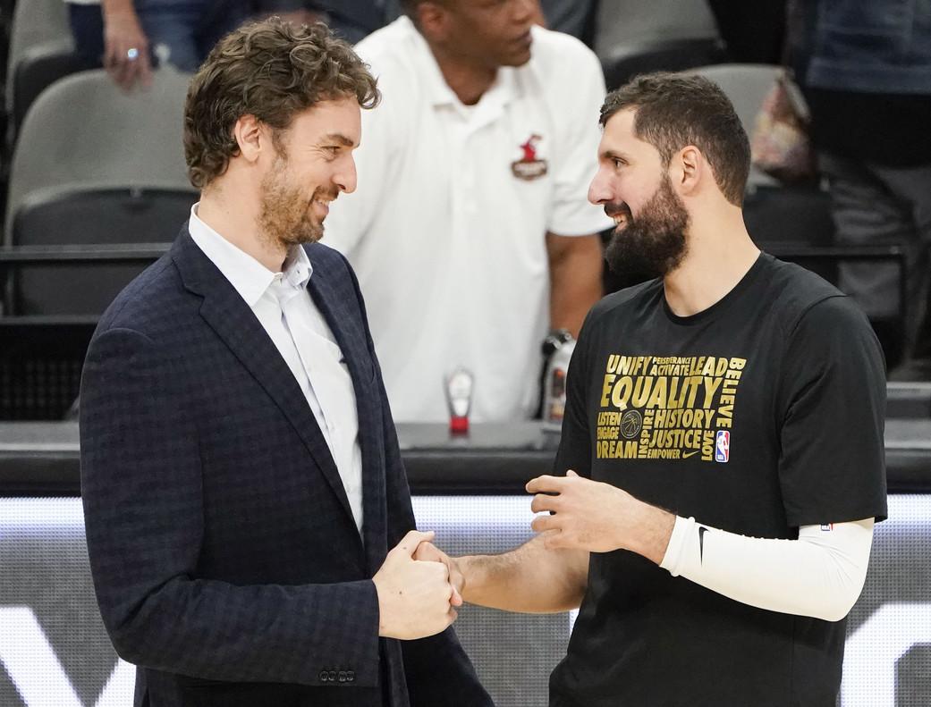 New Orleans Pelicans vs. San Antonio Spurs